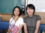 藤川さん(左)・渡邊さん(右)