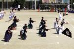 集団演技 白ブロック