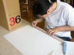 3年生構成Ⅰデザインパート